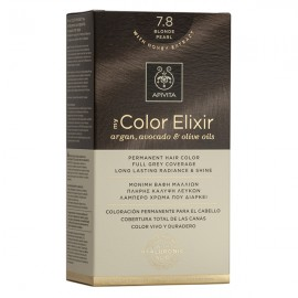 Apivita My Color Elixir Βαφή Μαλλιών 7.8 Ξανθό Περλέ