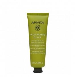 Apivita Face scrub Olive Deep exfoliating 50 ml