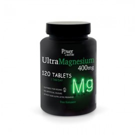 Power Health Sport Series UltraMagnesium 400mg 120 κάψουλες