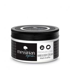 Messinian Spa Hand & Body Cream Premium Line Black Truffle 250ml