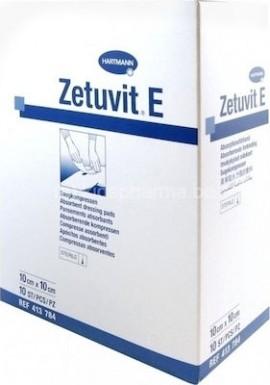Hartmann Zetuvit E Αποστειρωμένα Επιθέματα Γάζας 10x10mm 25 τεμ