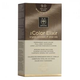 Apivita My Color Elixir Βαφή Μαλλιών 9.0 Ξανθό Πολύ Ανοιχτό