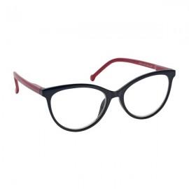 Eyelead Γυαλιά Διαβάσματος Κοκκάλινα Μαύρα Με Κόκκινο Βραχίονα Ε200