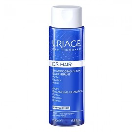 Uriage DS Hair Soft Balancing Shampoo 200 ml