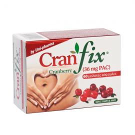 Uni-Pharma Cranfix 36mg 60Caps