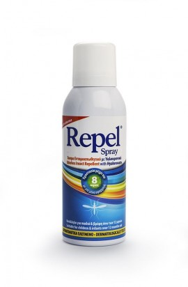 Unipharma Repel Odorless Insect Repellent spray with Hyaluronate 100 ml