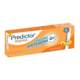 Predictor Express Test Εγκυμοσύνης 1τμχ