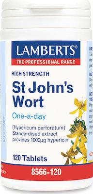 Lamberts St. Johns Wort (Hypericum perforatum) 1332mg 120 ταμπλέτες