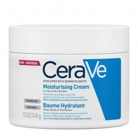CeraVe Moisturizing Cream dry very dry skin 340 ml
