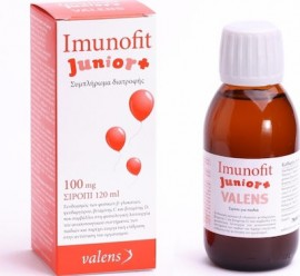 Valens Imunofit Junior 100mg 120ml
