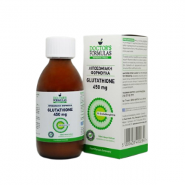 Doctors Formulas Λιποσωμιακή Φόρμουλα Glutathione 450 mg 150 ml