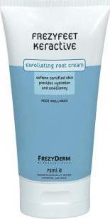 Frezyderm Frezyfeet Keractive Cream, Απολεπιστική Κρέμα για Πόδια 75ml