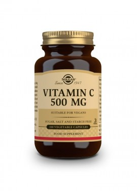 Solgar Vitamin C 500 mg 100 veg.caps