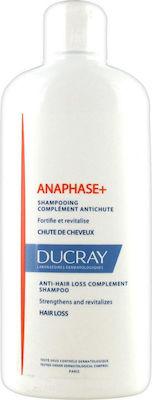 Ducray Anaphase+ Shampoo Δυναμωτικό Συμπληρωματικό Σαμπουάν κατά της Τριχόπτωσης, 400ml