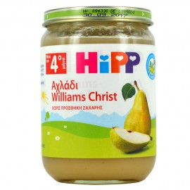 Hipp Φρουτόκρεμα Αχλάδι Williams Christ 190 gr