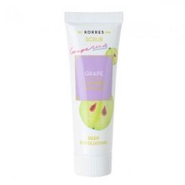 Korres Grape Seed Scrub Βαθιάς Απολέπισης 18 ml