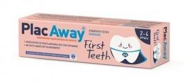 Plac Away First Teeth Οδοντόκρεμα 50ml