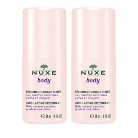 Nuxe Promo Deodorant Long-Lasting, Αποσμητικό Roll-On, Χωρίς Οινόπνευμα 50ml, 1+1 ΔΩΡΟ