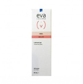 Intermed Eva Intima Vagil Sex Lif lubricant Gel With Pump 60ml