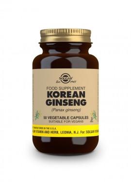 Solgar Korean Ginseng 50 veg.caps