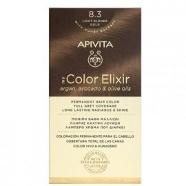 Apivita My Color Elixir 8.3 Ξανθό Ανοιχτό Χρυσό 125ml