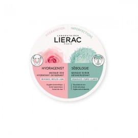 Lierac Duo Masques Hydragenist & Sebologie 2 x 6 ml