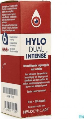 Ursapharm Hylo Dual Intense 10ml