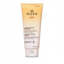 Nuxe Sun Shampooing Douche Apres-Soleil Σαμπουάν-Αφρόλουτρο για Μετά τον Ήλιο 200ml
