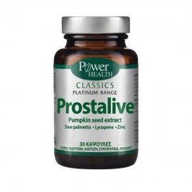 Power Health Platinum Range Prostalive 30 caps