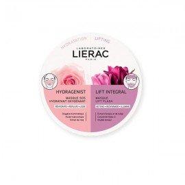 Lierac Duo Masques Hydragenist & Lift Integral 2 x 6 ml