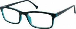 Eyelead Γυαλιά Πρεσβυωπίας Διαβάσματος Μαύρο-Μπλε Κοκκάλινο Ε143