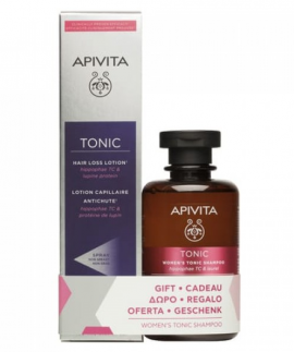 Apivita Hair Loss Night Serum με Hippophae TC & Δάφνη 100ml + Δώρο Apivita Τονωτικό Σαμπουάν Κατά της Τριχόπτωσης για Γυναίκες Hippophae TC & Δάφνη 250ml