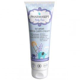 Pharmasept Tol Velvet Baby Care Extra Calm Cream, Καταπραϋντική Κρέμα Συγκάματος για Ευαίσθητο Δέρμα 150ml