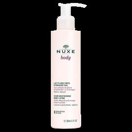 Nuxe Lait Fluide Corps Hydratant, 24ωρη Ενυδατική Λοσιόν Σώματος 200ml