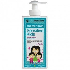 Frezyderm Sensitive Kids Shower Bath, 200ml