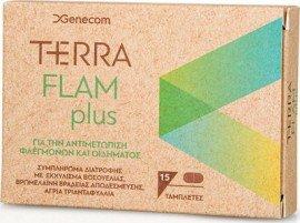 Genecom Terra Flam Plus 15 tabs