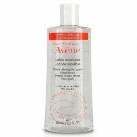 Avene Lotion Micellaire, Απαλή Λοσιόν Καθαρισμού Μακιγιάζ 500ml