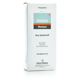 Frezyderm Mediated Shampoo, Σαμπουάν Κατά της Ξηρής Πιτυρίδας 200ml
