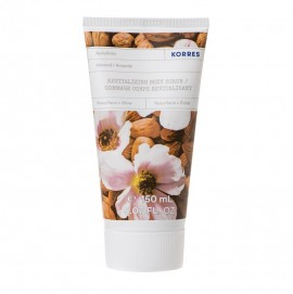 Korres Revitalizing Body Scrub Almond 150ml