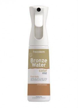 Frezyderm Bronze water Face & Body color Mist 300 ml