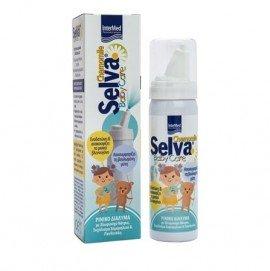 Intermed Selva Baby Care Ρινικό διάλυμα για την Ανακούφιση της Βουλωμένης και Ερεθισμένης Βρεφικής/Παιδικής Μύτης 150ml