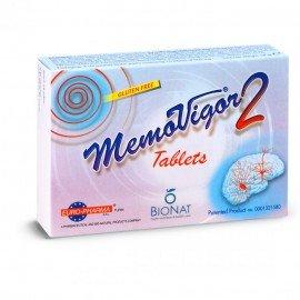 Bionat MemoVigor2 για τις εμβοές 20 δισκία