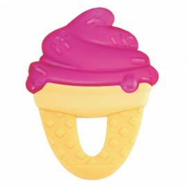 Chicco Δροσιστικός Κρίκος Οδοντοφυϊας Φούξια Παγωτό 4+