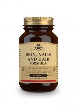 Solgar Skin, Nails and Hair Formula 120 tabs