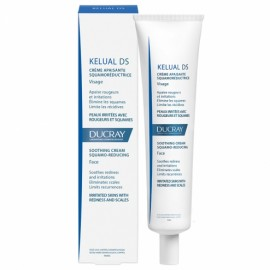 Ducray Kelual DS Crème, για Σμηγματολεπιδωτές Ζώνες, 40ml