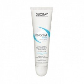 Ducray Keracnyl Repair Baume Levres, Επανορθώνει & Προστατεύει τα Χείλη, 15ml