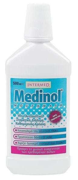 Intermed Medinol Mouthwash 500 ml