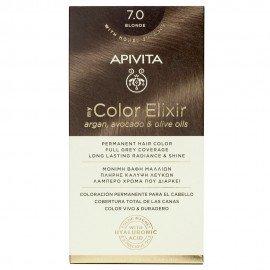 Apivita My Color Elixir Βαφή Μαλλιών 7.00 Ξανθό