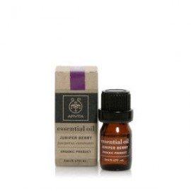 Apivita Essential oil Βιολογικό αιθέριο έλαιο Αγριοκυπάρισσο 5 ml