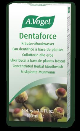 A. Vogel Dentaforce mouthwash 100 ml